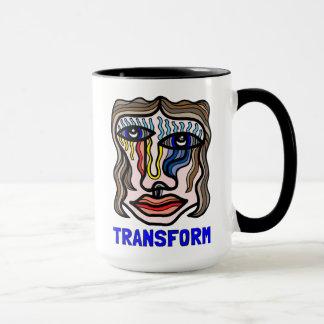"""Transform"" 15 oz Combo Mug"