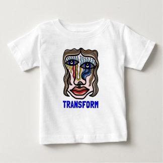 """Transform"" Baby Fine Jersey T-Shirt"