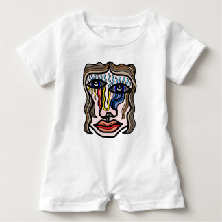 """Transform"" Baby Romper Baby Bodysuit"