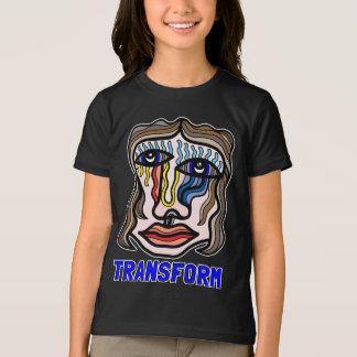 """Transform"" Girls' American Apparel T-Shirt"