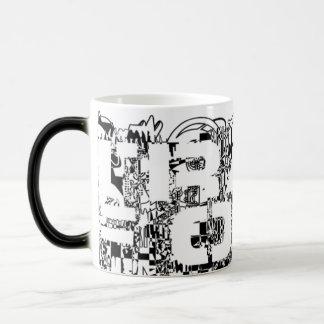 Transform 11 Oz Magic Heat Color-Changing Coffee Mug
