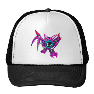 Transformable Battler Zauhawk Mesh Hats
