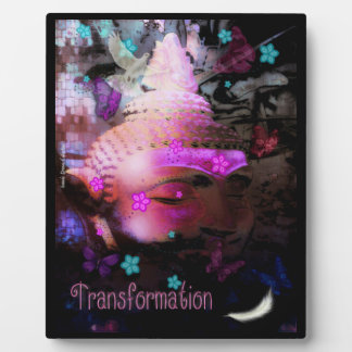 Transformation Buddha Picture Plaque