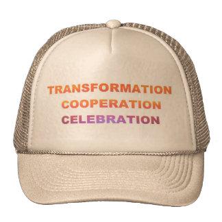 Transformation Cap