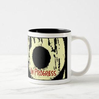 Transformation In Progress Mugs