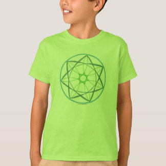 Transformation Mandala #2 T-Shirt