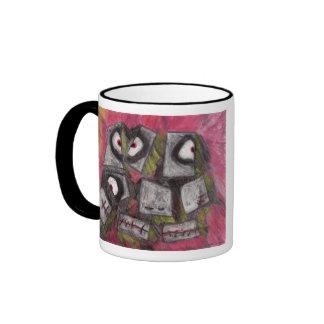 Transformation Ringer Coffee Mug