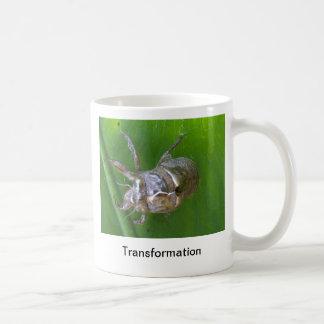 Transformation. Classic White Coffee Mug
