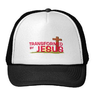 Transformed By JESUS Trucker Hats
