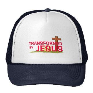 Transformed By JESUS Hat