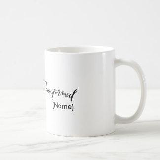 Transformed Custom Basic White Mug