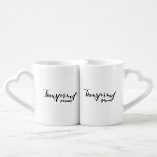 Transformed Custom Lovers Mug