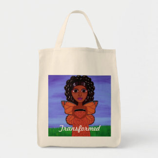 Transformed Tote Bag