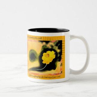Transformed Two-Tone Coffee Mug