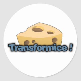 Transformice Logo Sticker