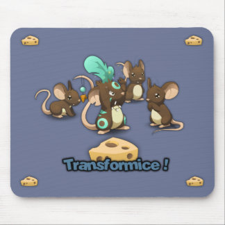 Transformice Mousepad
