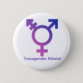 Transgender Atheist button