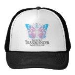 Transgender Butterfly Hat