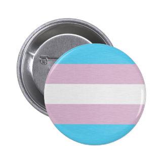 Transgender Equality Flag 6 Cm Round Badge