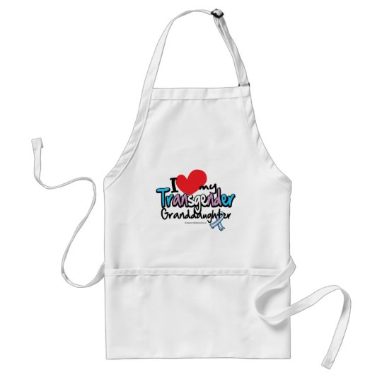 Transgender Granddaughter Standard Apron