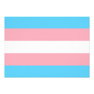 Transgender Pride Flag Announcements