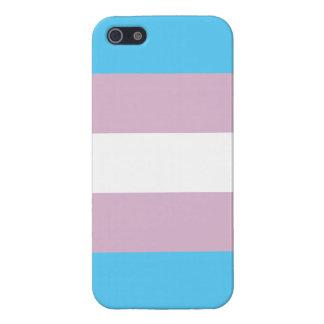 Transgender Pride Flag iPhone 5 Case
