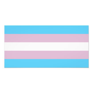 Transgender Pride Flag Photo Art