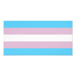 Transgender Pride Flag Photo Print