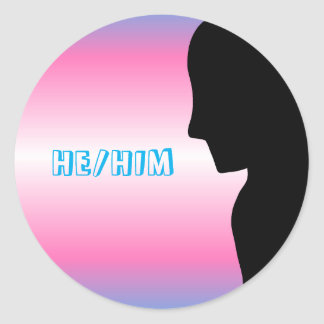 Transgender Pride FTM Stickers