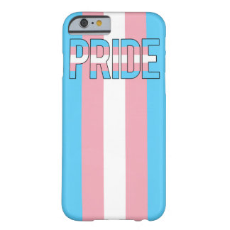 Transgender Pride iPhone 6 Barely There iPhone 6 Case