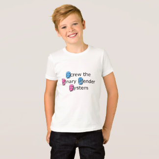 Transgender Pride Kids Shirt