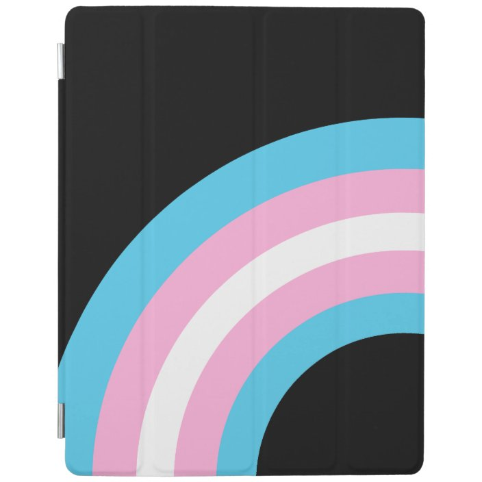 Transgender Rainbow Pride Flag iPad Cover   Zazzle.co.uk