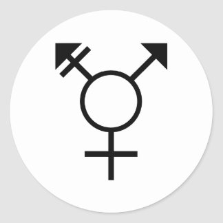 Transgender Sticker