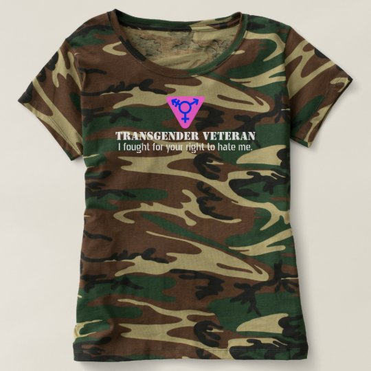 Transgender Veteran T-Shirt