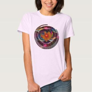 Transient Heart Design T Shirt