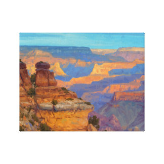 Transient Light Gallery Wrap Canvas