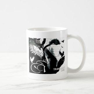 Transient One Cover 1 Basic White Mug