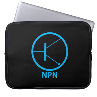 """Transistor"" Neoprene Laptop Sleeve 15"""