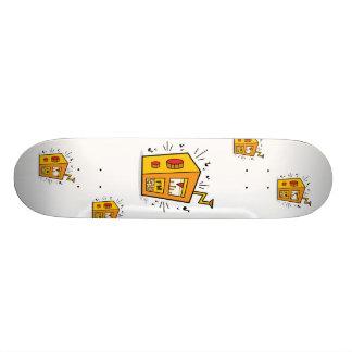Transistor Radio - Skateboard