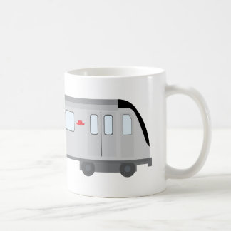 Transit Mugs: Toronto Rocket Coffee Mug
