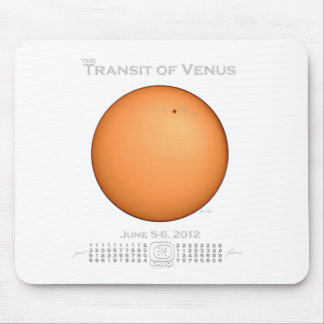 Transit of Venus - 2012 Mousepad