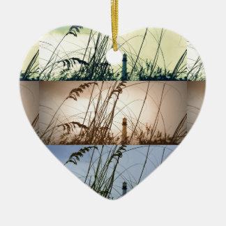Transitions Ceramic Heart Decoration