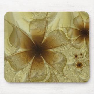 Translucent Petals Mouse Pad