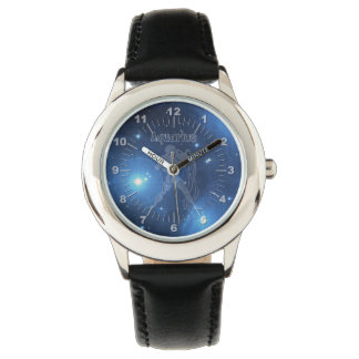 Transparent Aquarius Watch