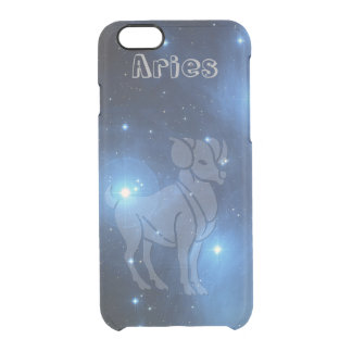 Transparent Aries Clear iPhone 6/6S Case