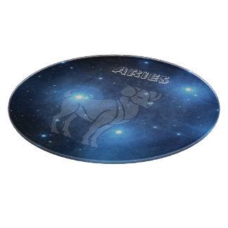 Transparent Aries Cutting Board