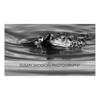 Transparent Band - Photographers Business Card