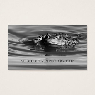 Transparent Band - Photographers Business Card