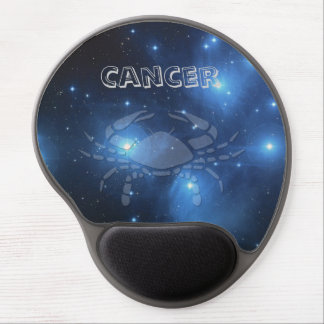 Transparent Cancer Gel Mouse Mat