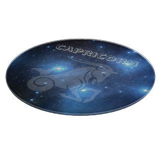 Transparent Capricorn Cutting Board